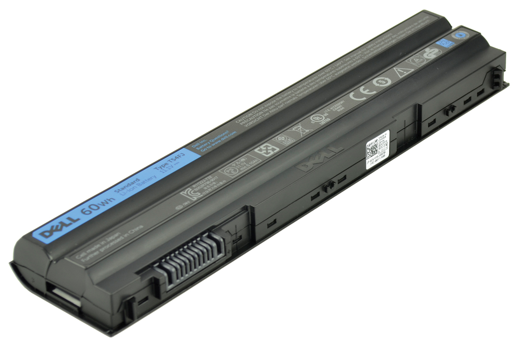 DELL BATTERY 6 CELDAS 911MD