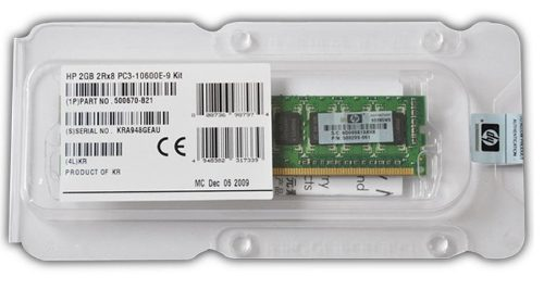 HP MEMORY  2GB REFURB