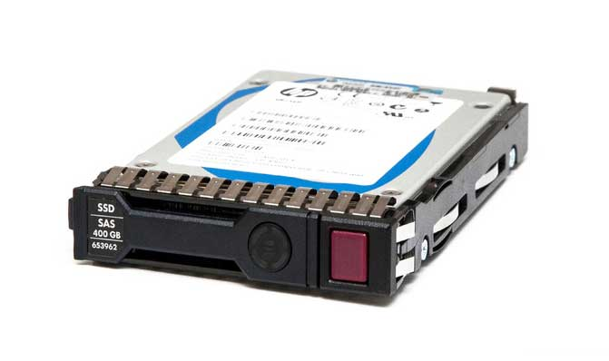 HP HD 400GB SAS 2,5 INCH