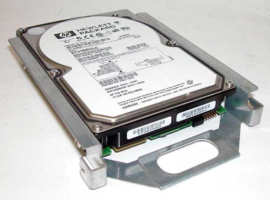 HD HP 18GB ULTRA SCSI