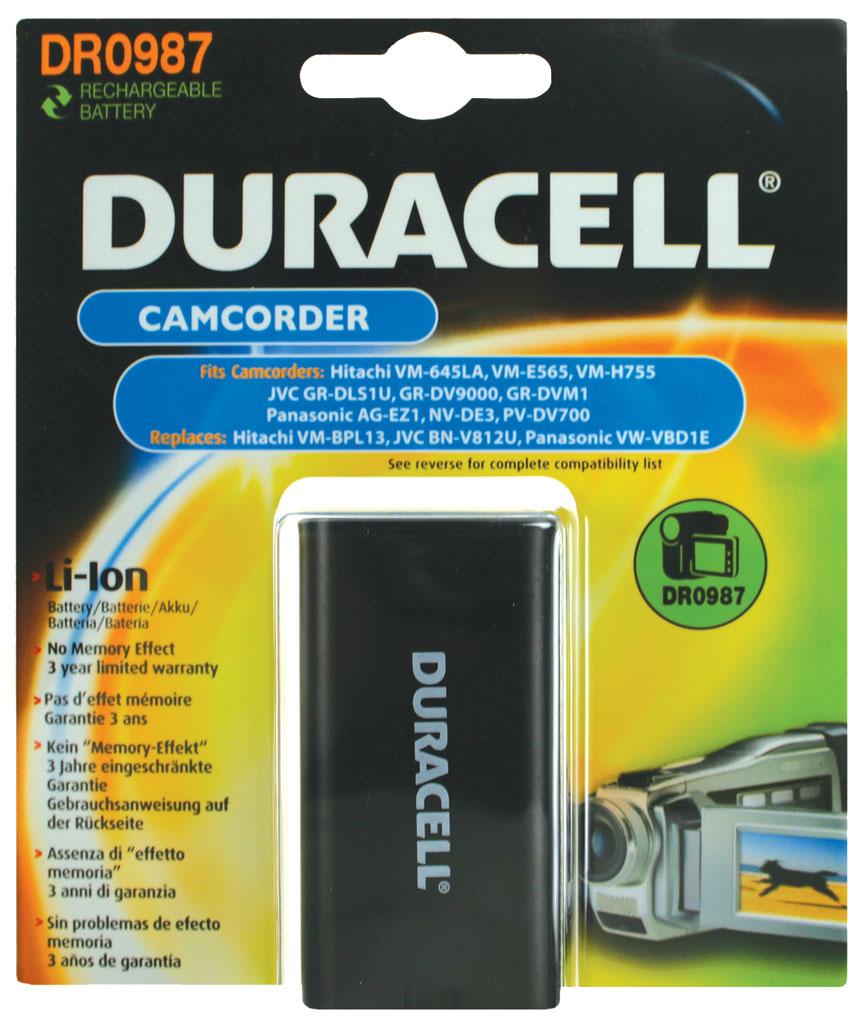 DURACELL.BAT.HITACHI VM-BP13