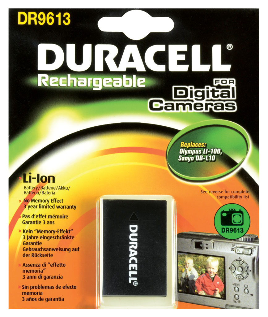 DURACELL.BAT.REPLACEM OLYMPUS