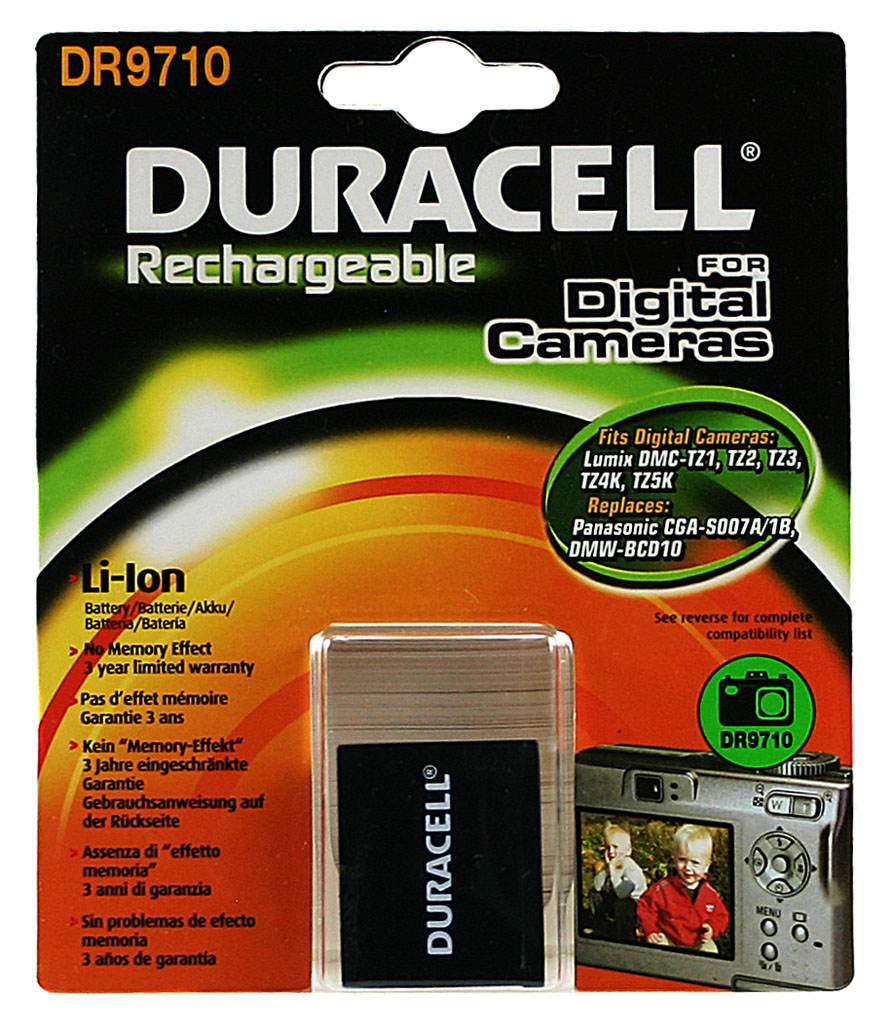 DURACELL.BAT.REPLACES PANASONI