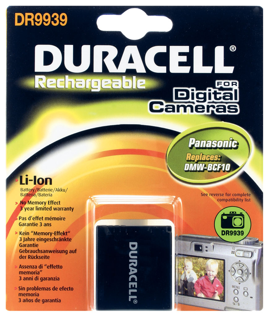 DURACELL.BAT.PANASONIC DMW-BCF
