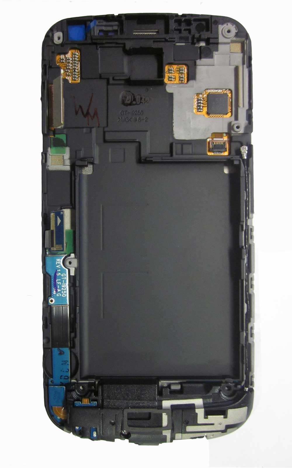 SAMSUNG LCD + TOUCH SCREEN