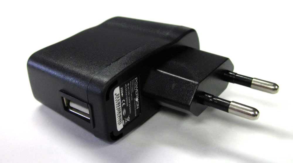 ADAPTADOR 5V/1A USB   PPAPAD