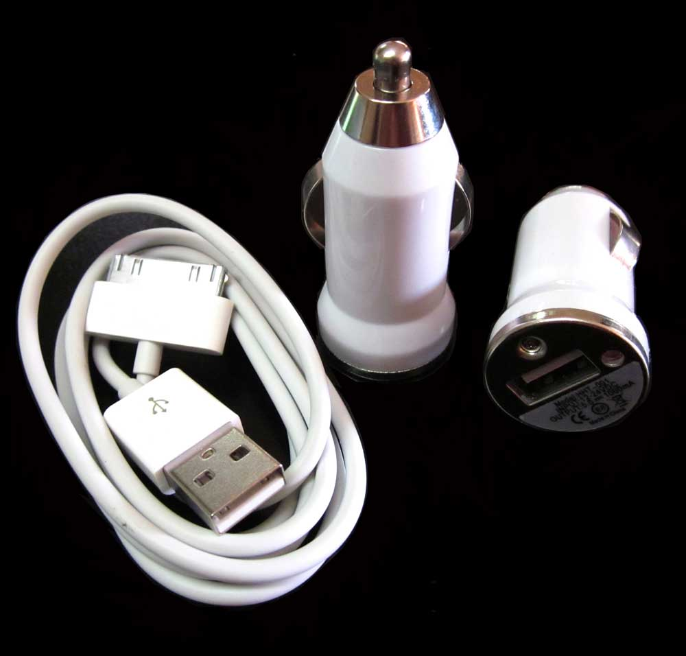 IPHONE CAR ADAPTER