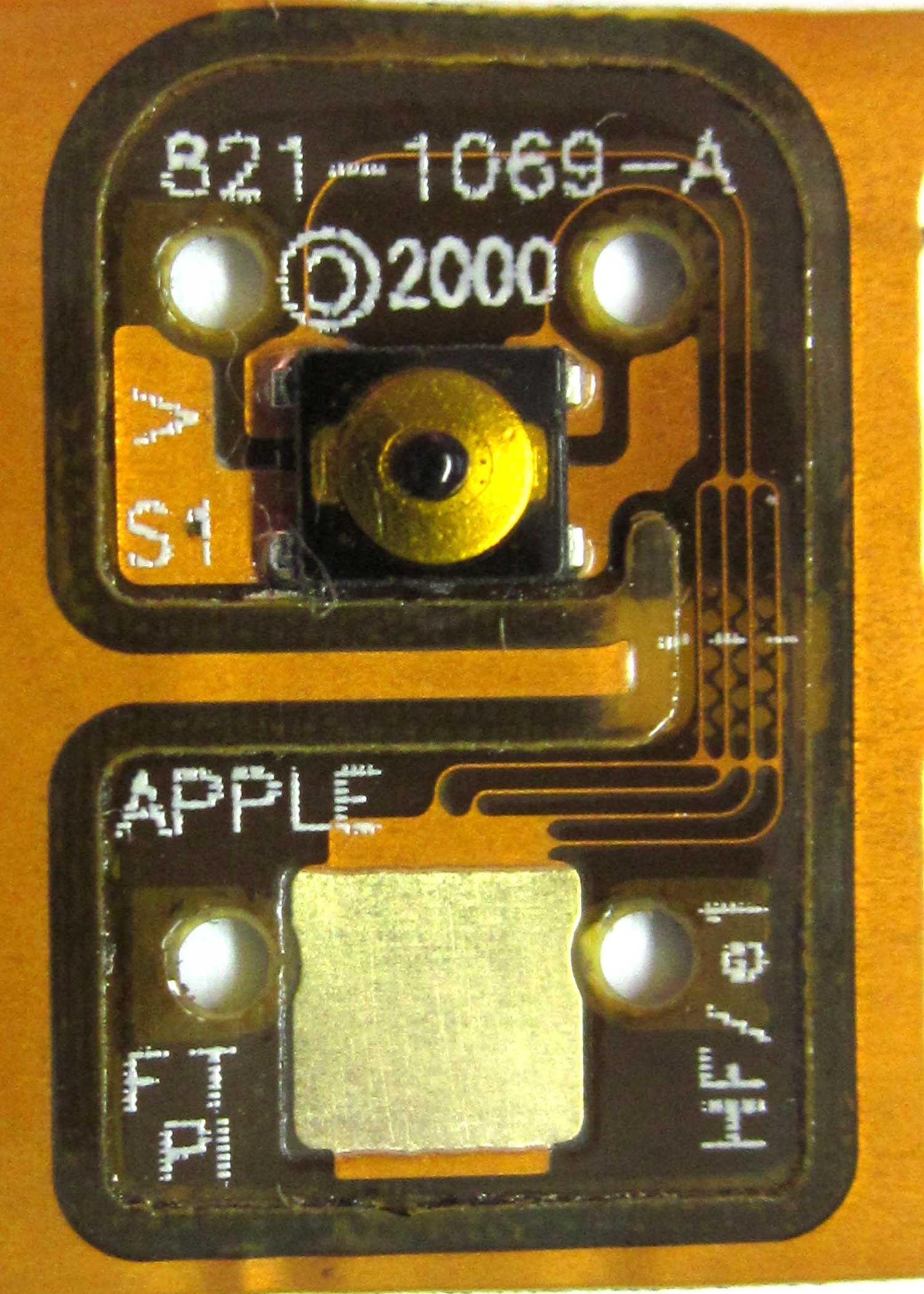 IPOD TOUCH 4G HOME BUTT. CABLE