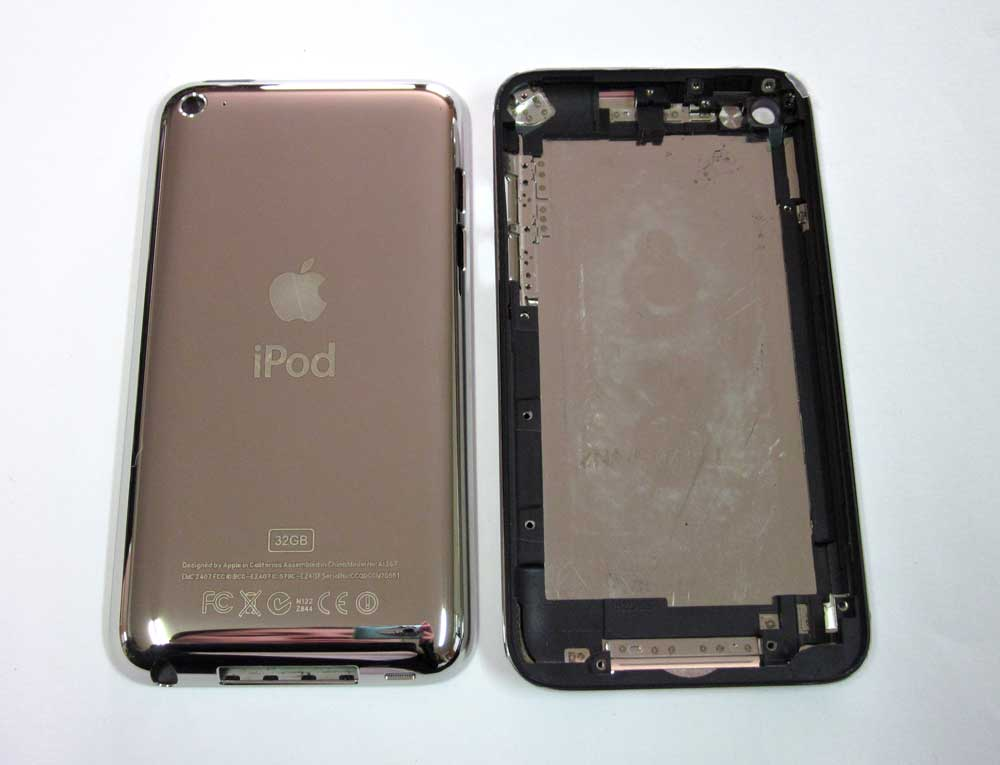 IPOD TOUCH 4G BACK COVER