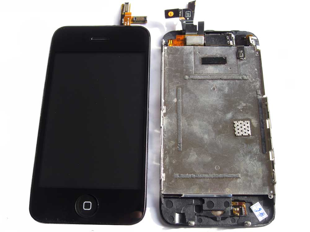 IPHONE 3G LCD+ TACTIL NEGRO