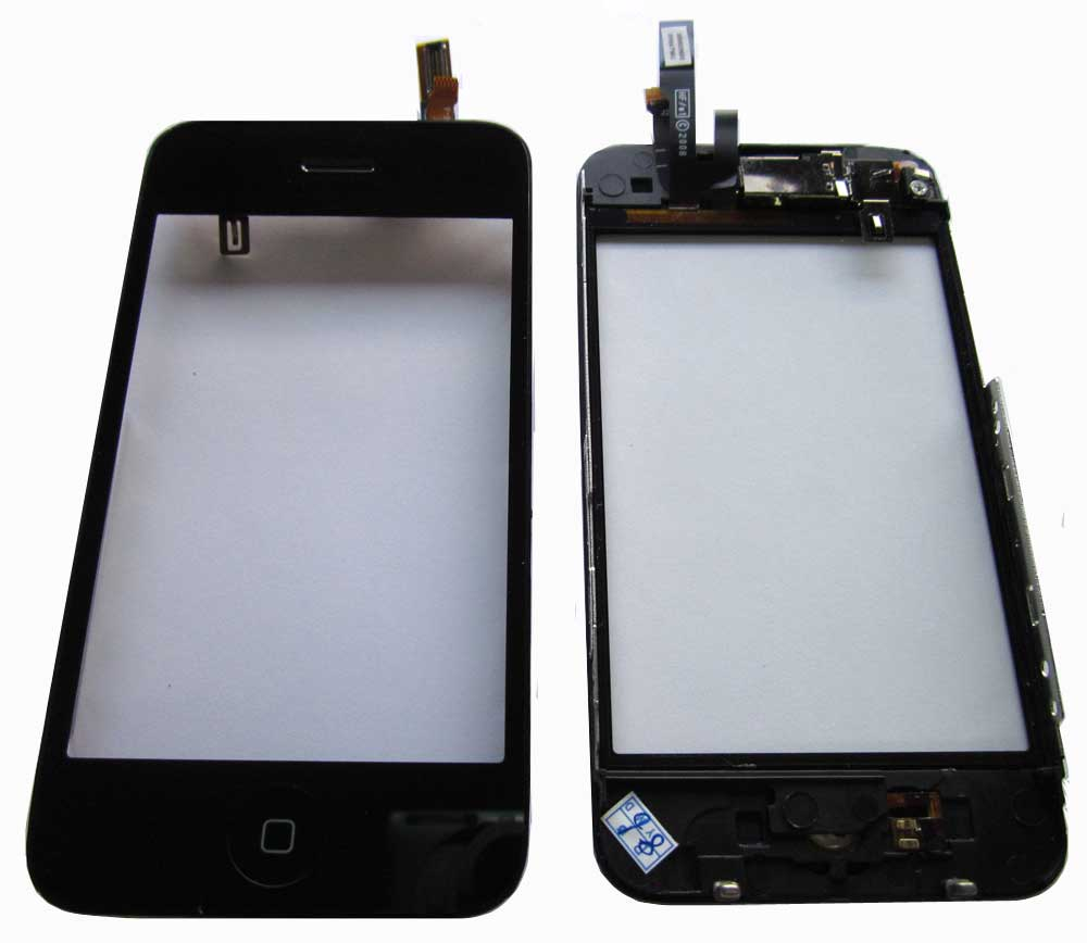 IPHONE 3G TACTIL ASSY NEGRO
