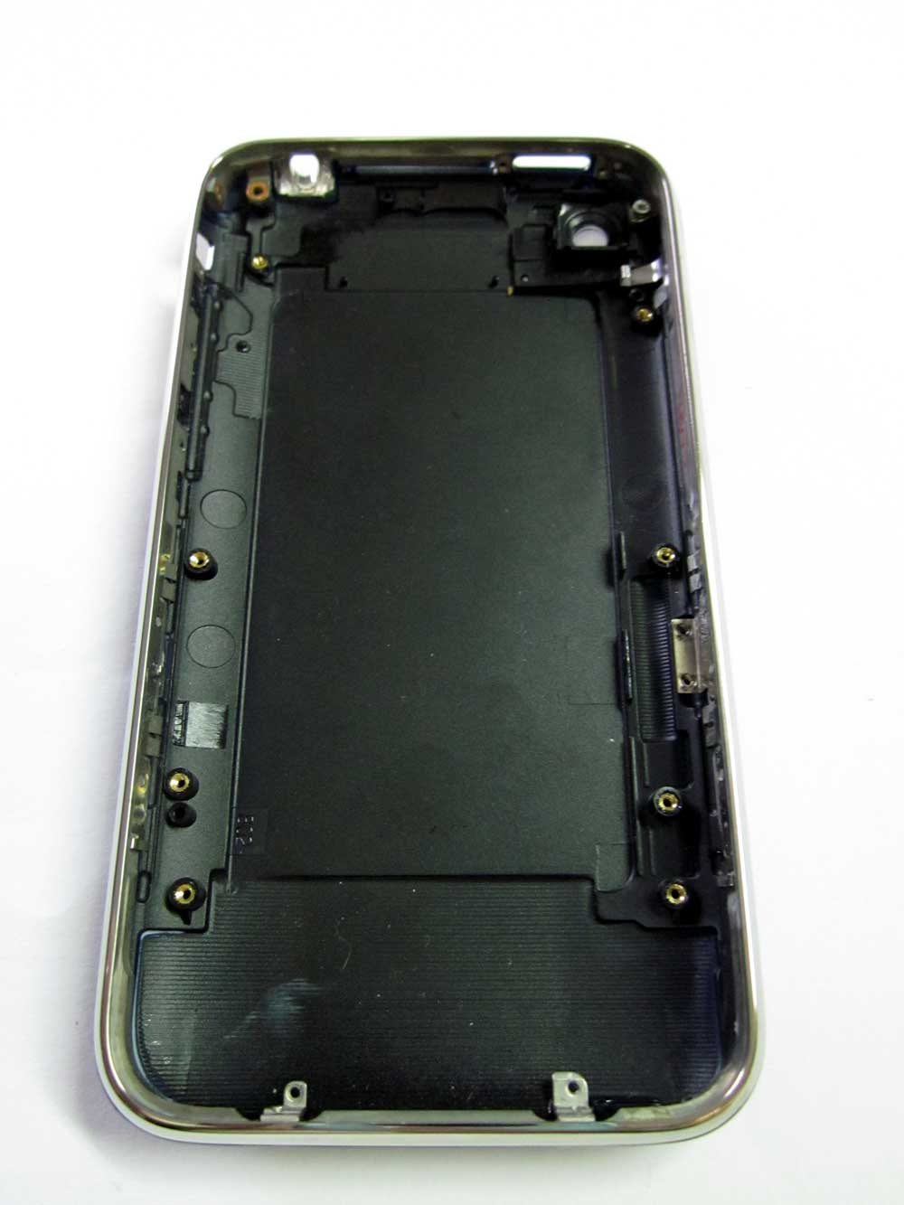 IPHONE 3GS BACK COVER & BEZEL