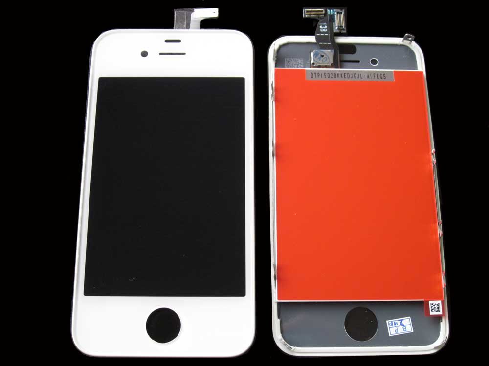 IPHONE 4G LCD+TACTIL COPY