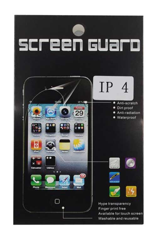 IPHONE 4G SCREEN PROTECTOR