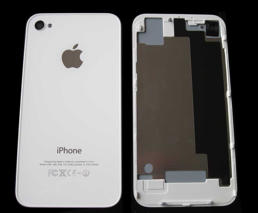 IPHONE 4S BACK COVER  ORIGINAL