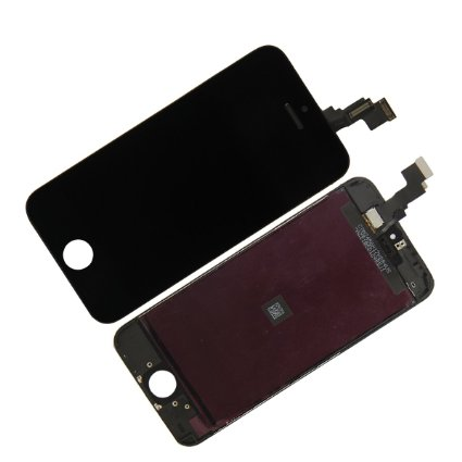 IPHONE 5S LCD+TACTIL NEGRO