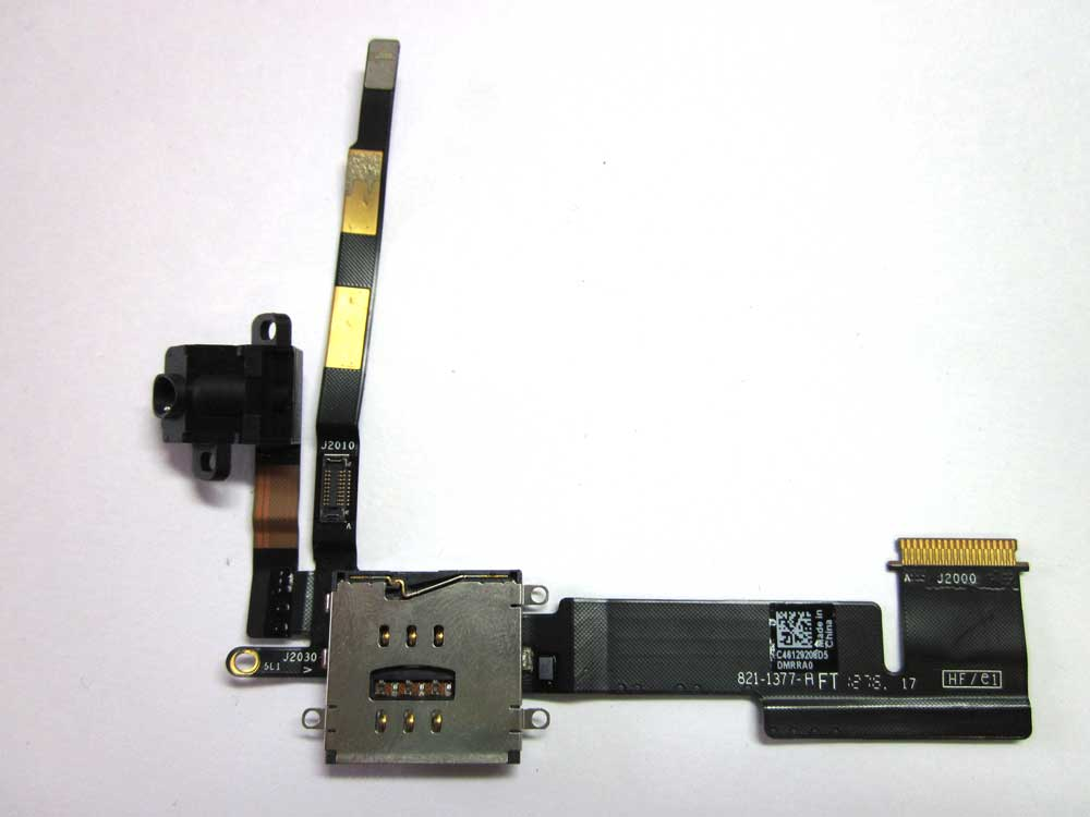 IPAD 2 HEADPHONE JACK 3G BLACK