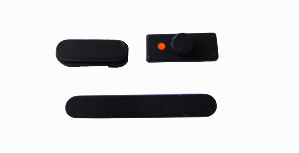 IPAD 1 SIDE BUTTONS  -BLACK-