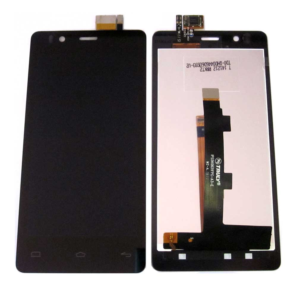 BQ LCD+TOUCH AQUARIS E4.5