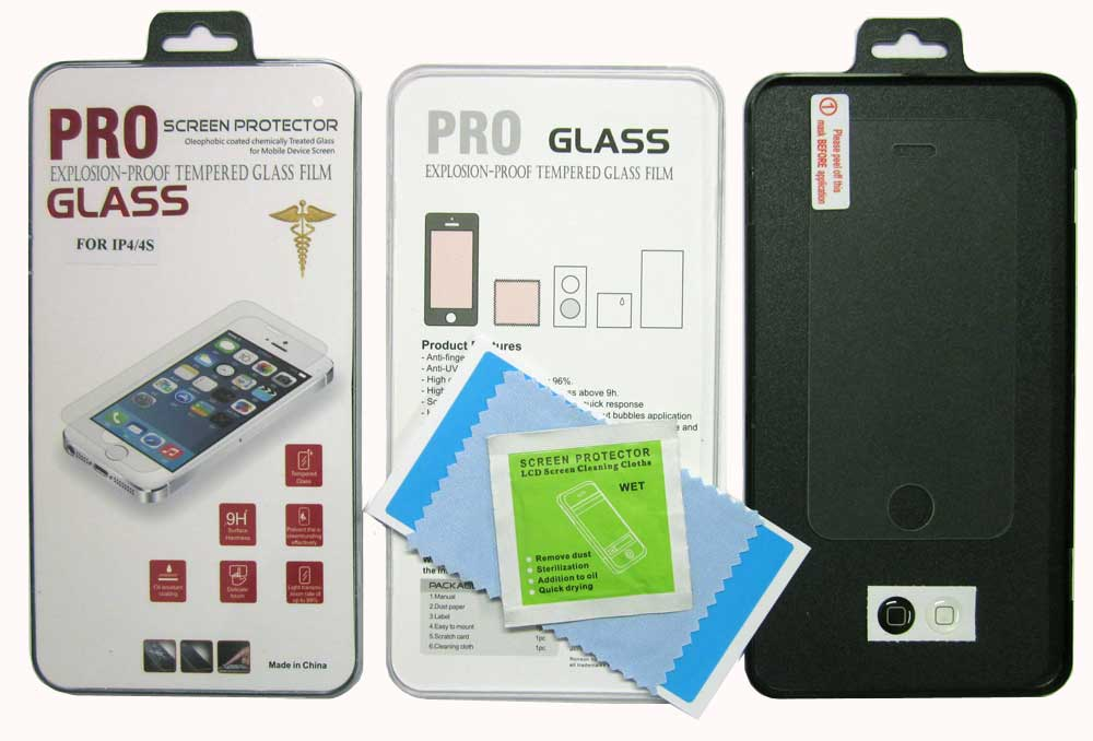 PRO SCREEN PROTECTOR IPHONE 5