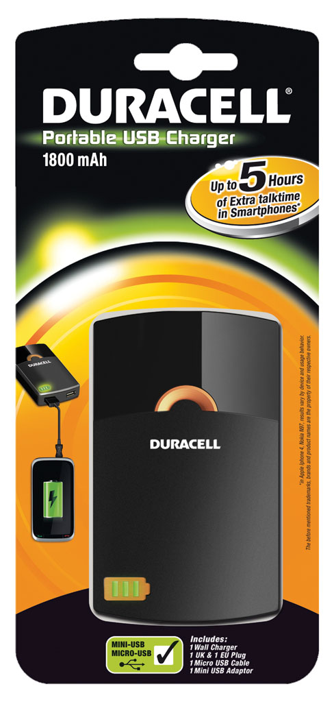 DURACELL BATERIA EXTERNA MOVIL