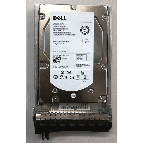 DELL HD 600 GB 10K 3,5
