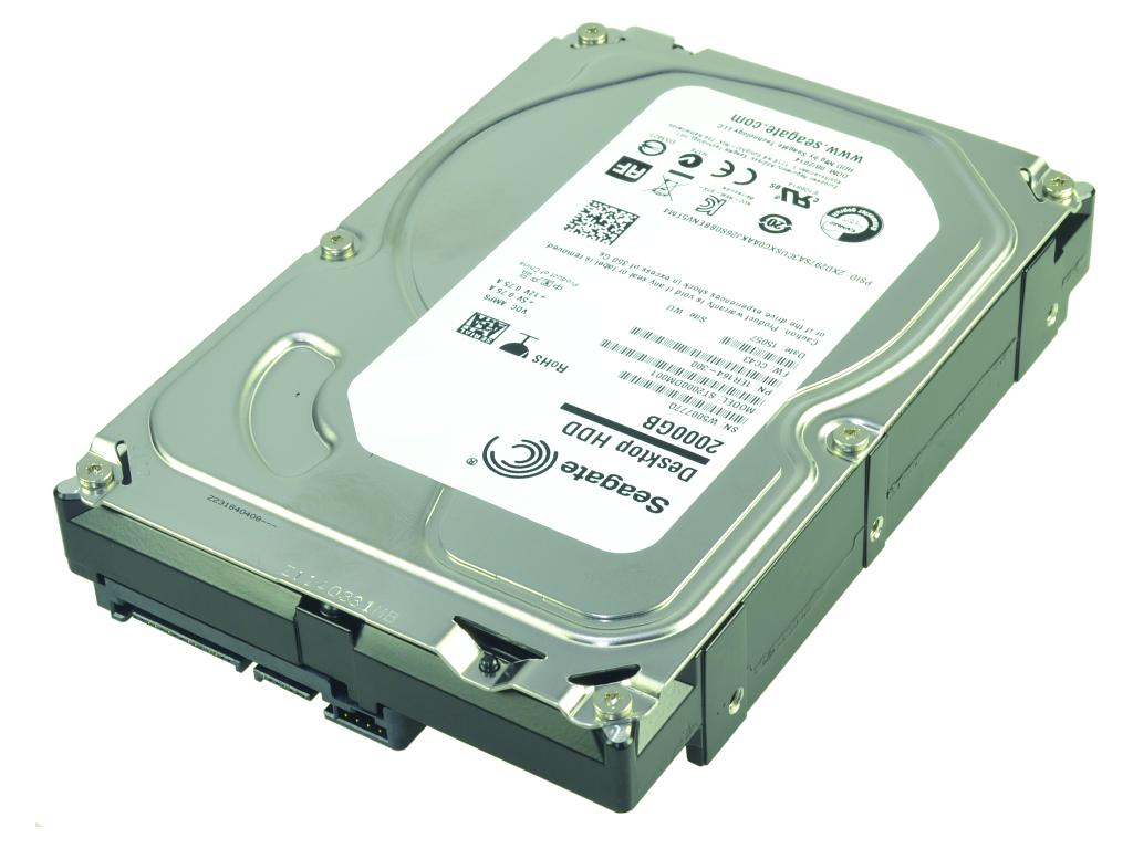 2TB BARRACUDA 7.2K 3.5- SATA